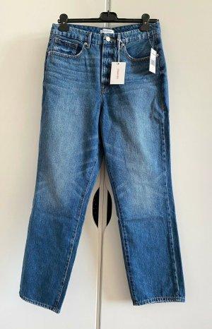 NEU Good American Vintage Style Western Mom Jeans Damen Größe 38 / US 8