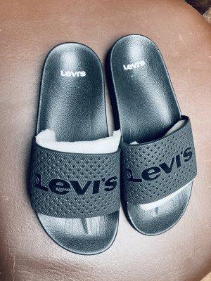 Levis Scuffs black-white
