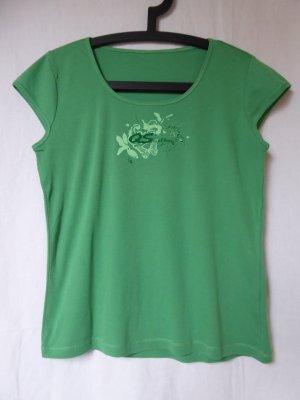 NEU: Grünes T-Shirt von QS (S.Oliver)