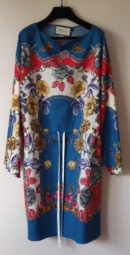 Neu Gucci Blumenmuster Kleid Größe IT 46, D40