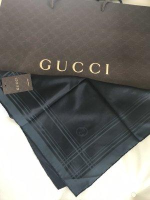 NEU Gucci GG Designer Luxus Carre Schal Tuch