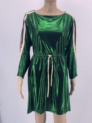 Gucci Midi Dress forest green-green