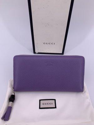 Gucci Wallet dark violet
