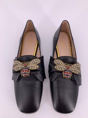 Gucci Ballerines pliables noir