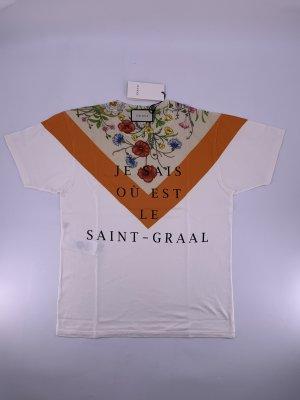 Neu Gucci Oversize T-Shirt Große -XXS