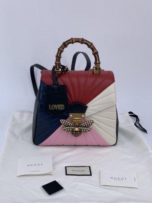 Neu Gucci Rucksack -Handtasche Queen Margaret