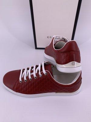 Neu Gucci Sneakers Leder Große -38,5