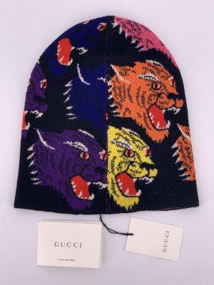 Gucci Chapeau en tricot multicolore