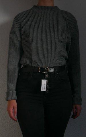 Princess Polly Leather Belt black