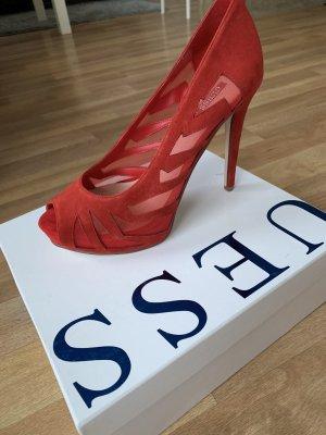 NEU Guess High heels! Lederschuhe