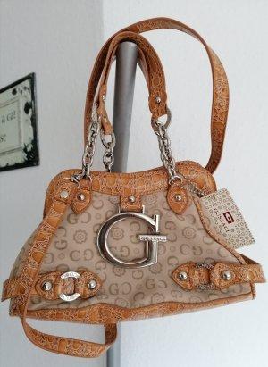 Neu GUSSACI Designer Tasche Ketten Schultertasche Handtasche Crossover Italy Sc