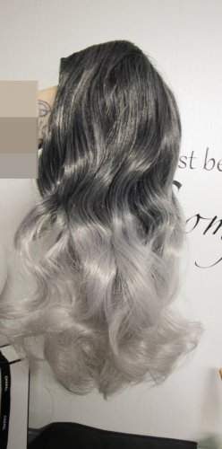 Haarklem veelkleurig