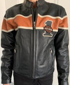 """Neu! Harley Davidson Motorrad-Lederjacke """"Victory Lane"""""""