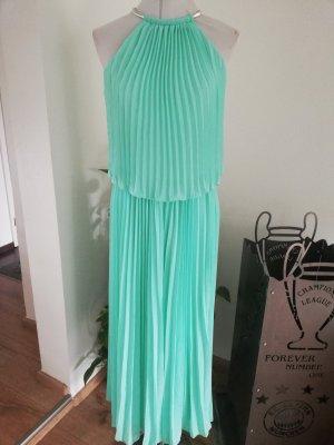 Ashley Brooke Maxi Dress turquoise