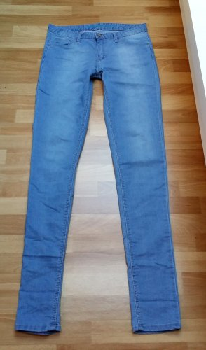 NEU helle Jeans Röhrenjeans super skinny Gr. 36 von Atmosphere