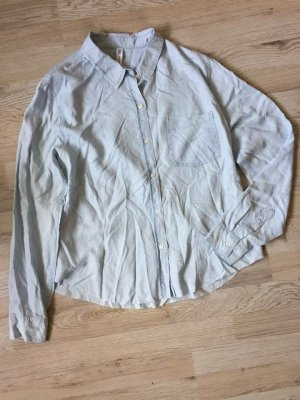 Neu Hemd Bluse 100% Lyocell