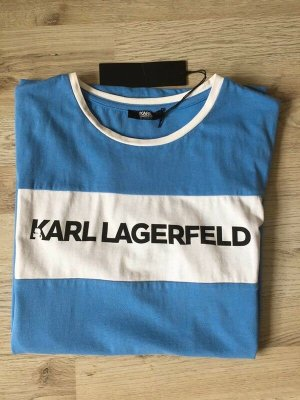 Karl Lagerfeld T-Shirt multicolored cotton