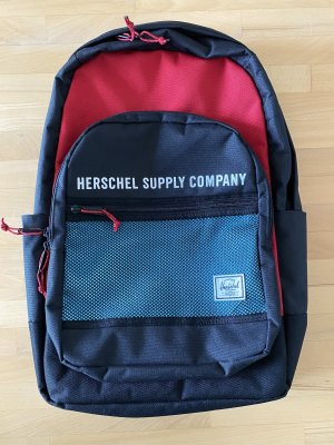 Neu Herschel Logo Große Rucksack mit Laptop Tasche NP 90€