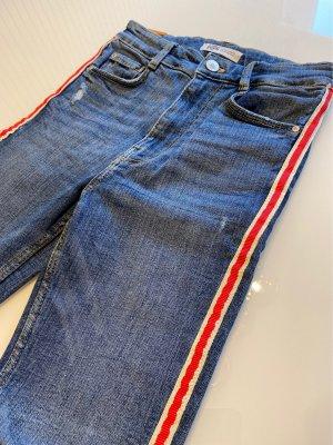 NEU! High Waist Jeans Zara Trafaluc Gr. 36