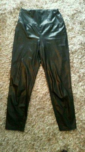 SheIn High Waist Trousers black