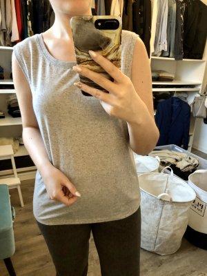 Hilfiger Denim Boatneck Shirt light grey