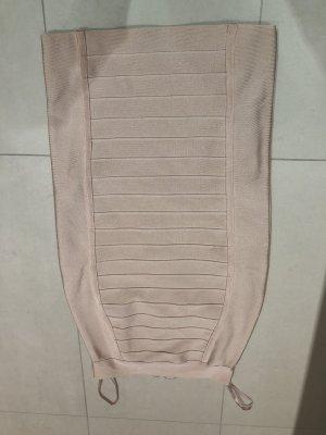 NEU: Hochwertiger Bandage-Rock (Hervé Léger Stil) in rosa