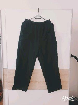 keine Marke 7/8 Length Trousers black
