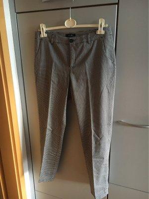 Bonita Jersey Pants black-white
