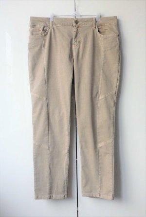 C&A Spodnie z pięcioma kieszeniami beżowy