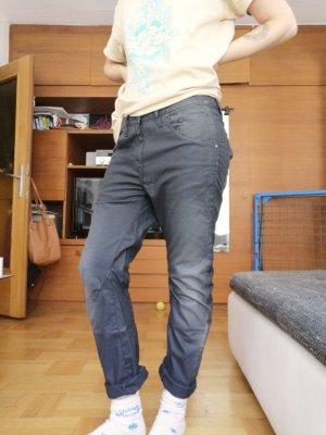 Gstar Jeans baggy noir-gris anthracite