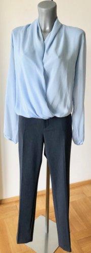 Calvin Klein Pantalon en jersey gris anthracite tissu mixte
