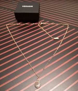 Gold Chain rose-gold-coloured mixture fibre