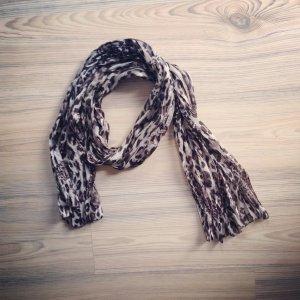 NEU + im Trend sein mit diesen animalischen Schal für Dich + Tuch only edc