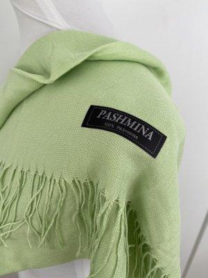 Pashmina Pashmina lime-green