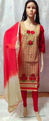 Bollywood Sweatjurk rood