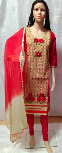 Bollywood Sweat Dress red