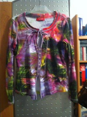 Lisa Campione Crewneck Sweater multicolored cotton