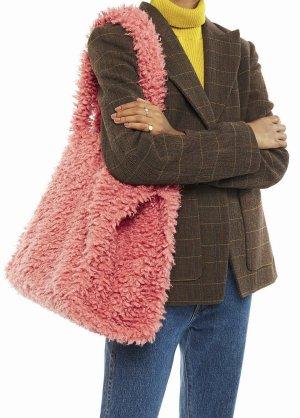 NEU, IT Piece - Tote, Shopper, Weekender, faux fur Stand, Handtasche, Schultertasche