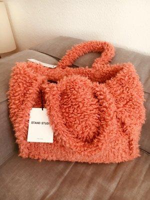 NEU, IT Piece - Tote, Shopper, Weekender, faux fur Stand, Handtasche, Stand Studio, Schultertasche