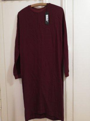J. Lindberg Tunic Dress bordeaux