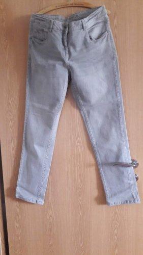 Blue Motion Stretch jeans lichtgrijs Katoen
