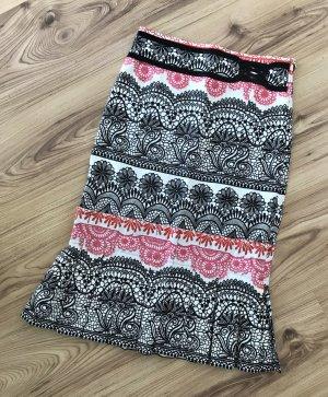 NEU Karen Millen Pencil Skirt UK6 XS 34 Rock Business Anzug Bleistiftrock Midi