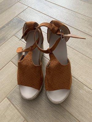 !Neu! Keilabsatz Sandalen