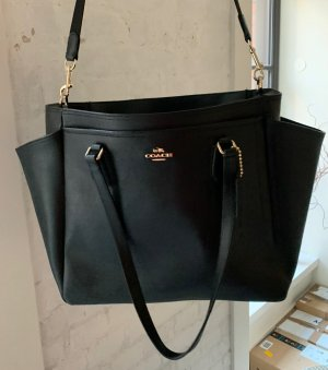 Coach Briefcase black