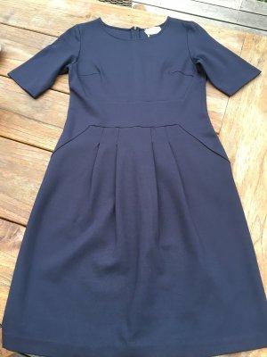 NEU Kleid CARTOON Gr. 36 dunkelblau Etuikleid