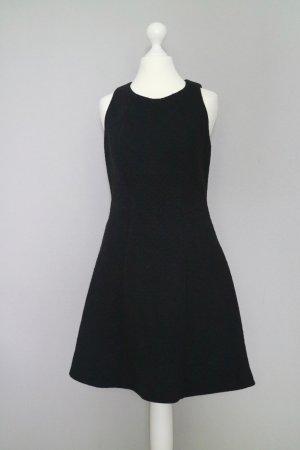 NEU Kleid Gr. 38 schwarz mit Steppung