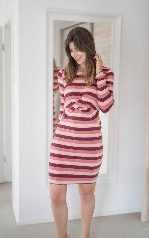 NEU Kleid Heine gestreift S/M Schlauchkleid