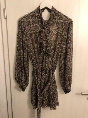 NEU!! Kleid mit Animalprint