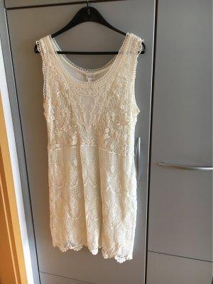 Neu! Kleid Vila Gr. XL offwhite