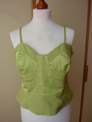 south Corsage Top multicolored polyester